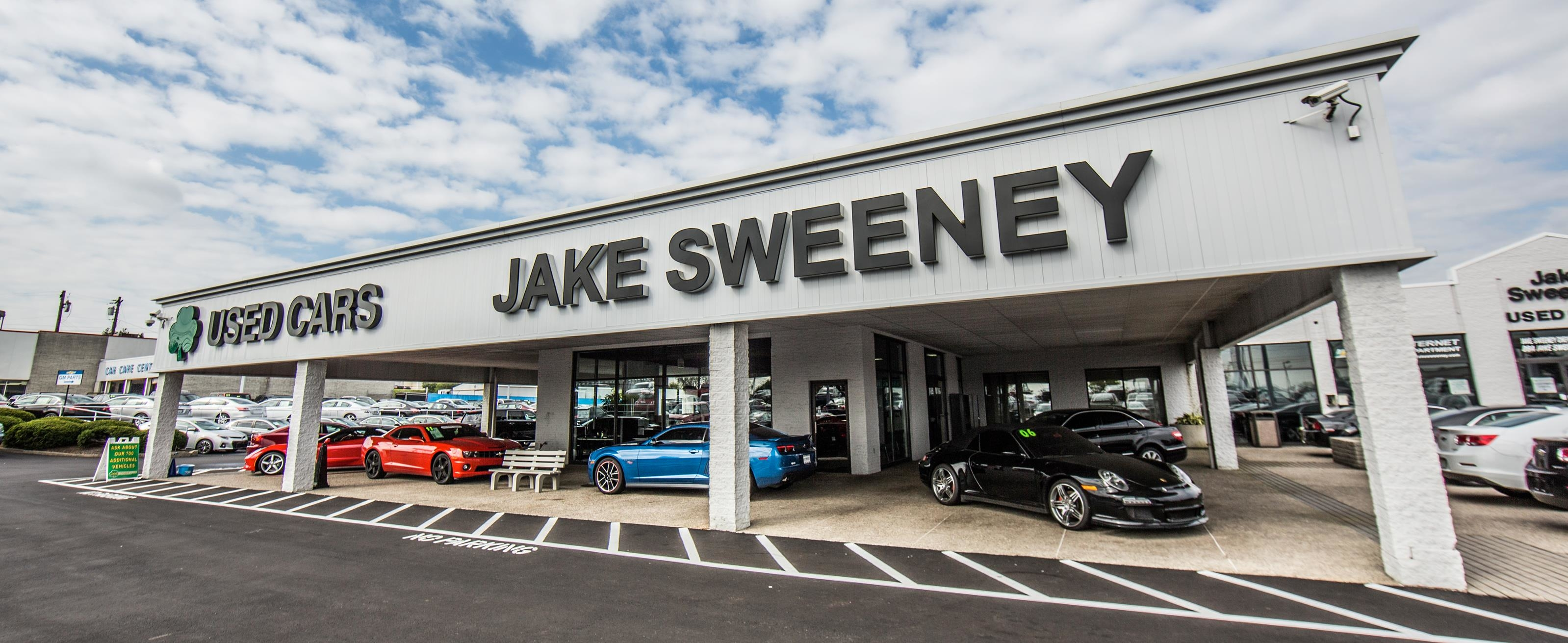 Jake Sweeney Used Car Superstore, Cincinnati Ohio (OH ...