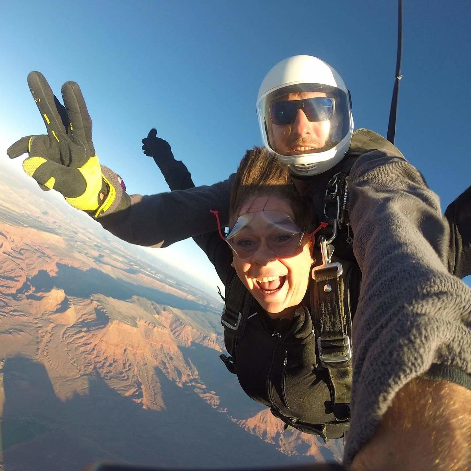 Skydive Canyonlands - Moab, UT - Skydiving & Parachuting