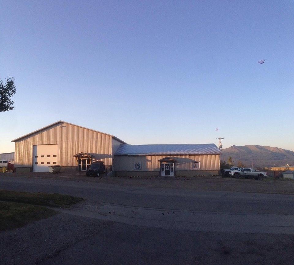 Grande Industrial Ltd Grande Cache (780)827-2793