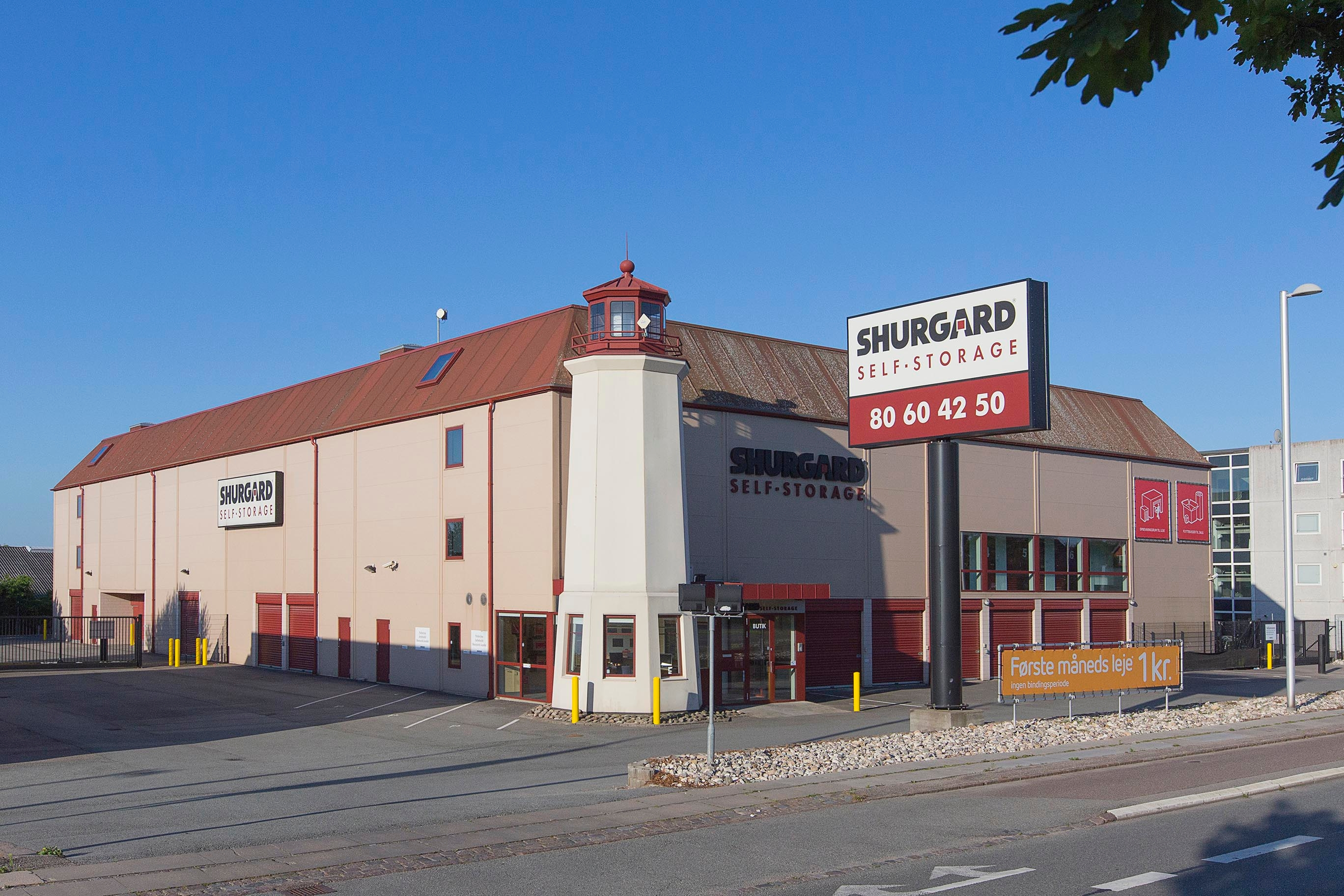 Shurgard Self-Storage Herlev