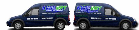 Carpet Cleaning Miami Kwik Dry