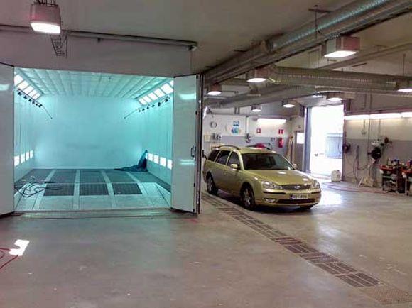 Automaalaamo Lappeenrannan Nokkala Oy