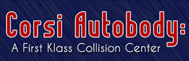 Auto Body Repair & Painting in NY Buffalo 14223 Corsi A First Klass Collision Center 874 Niagara Falls Blvd  (716)256-3785