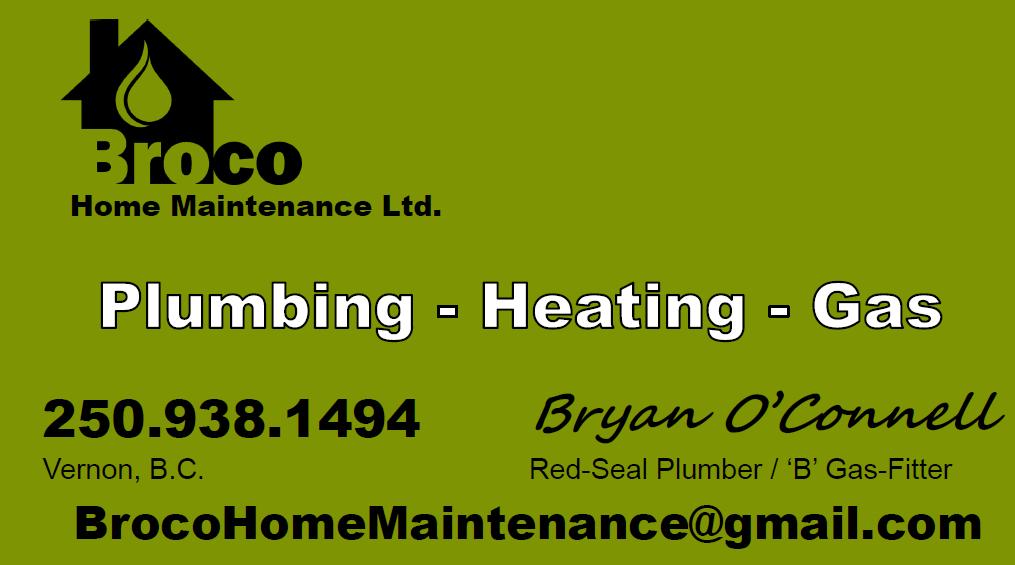 Broco Home Maintenance Ltd - Vernon, BC V1T 7Y1 - (250)938-1494 | ShowMeLocal.com
