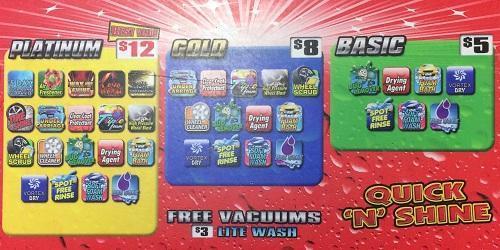 Quick N Shine Car Wash