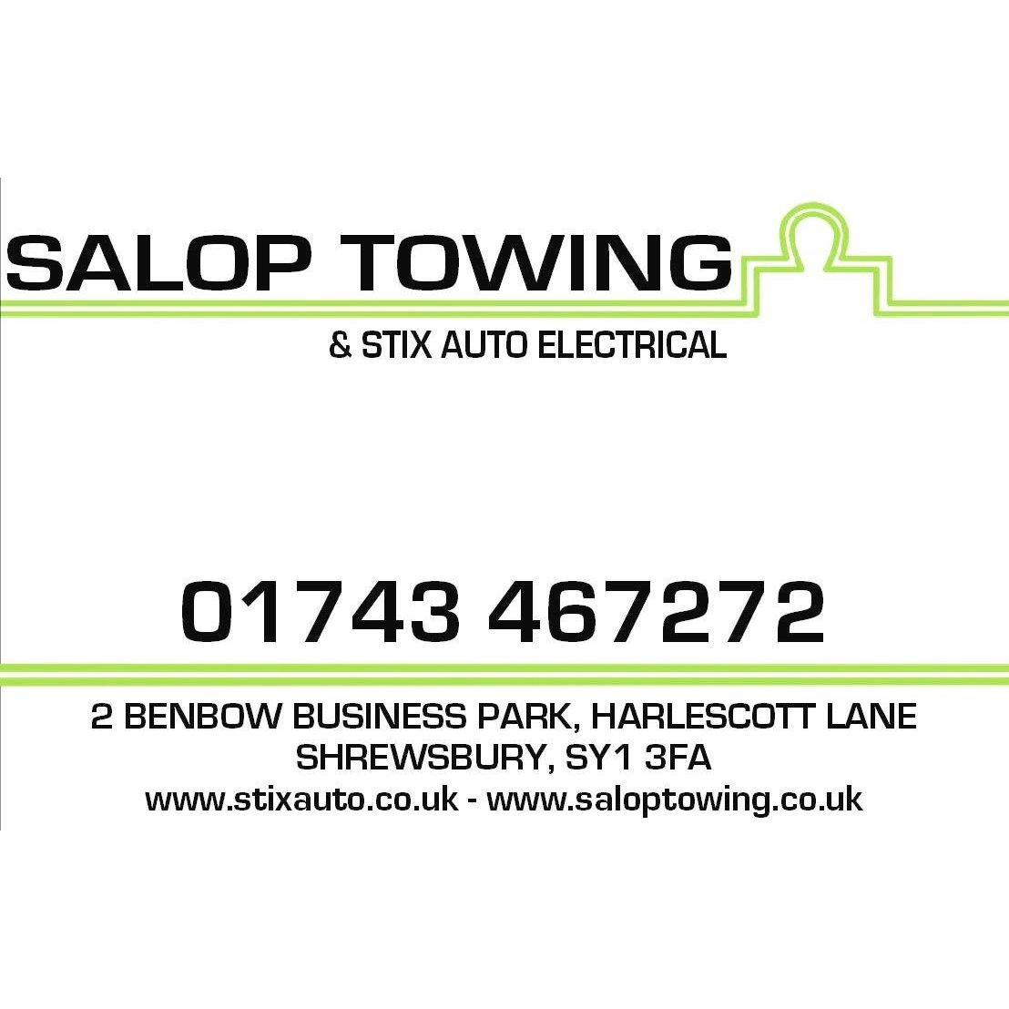 Salop Towing Ltd