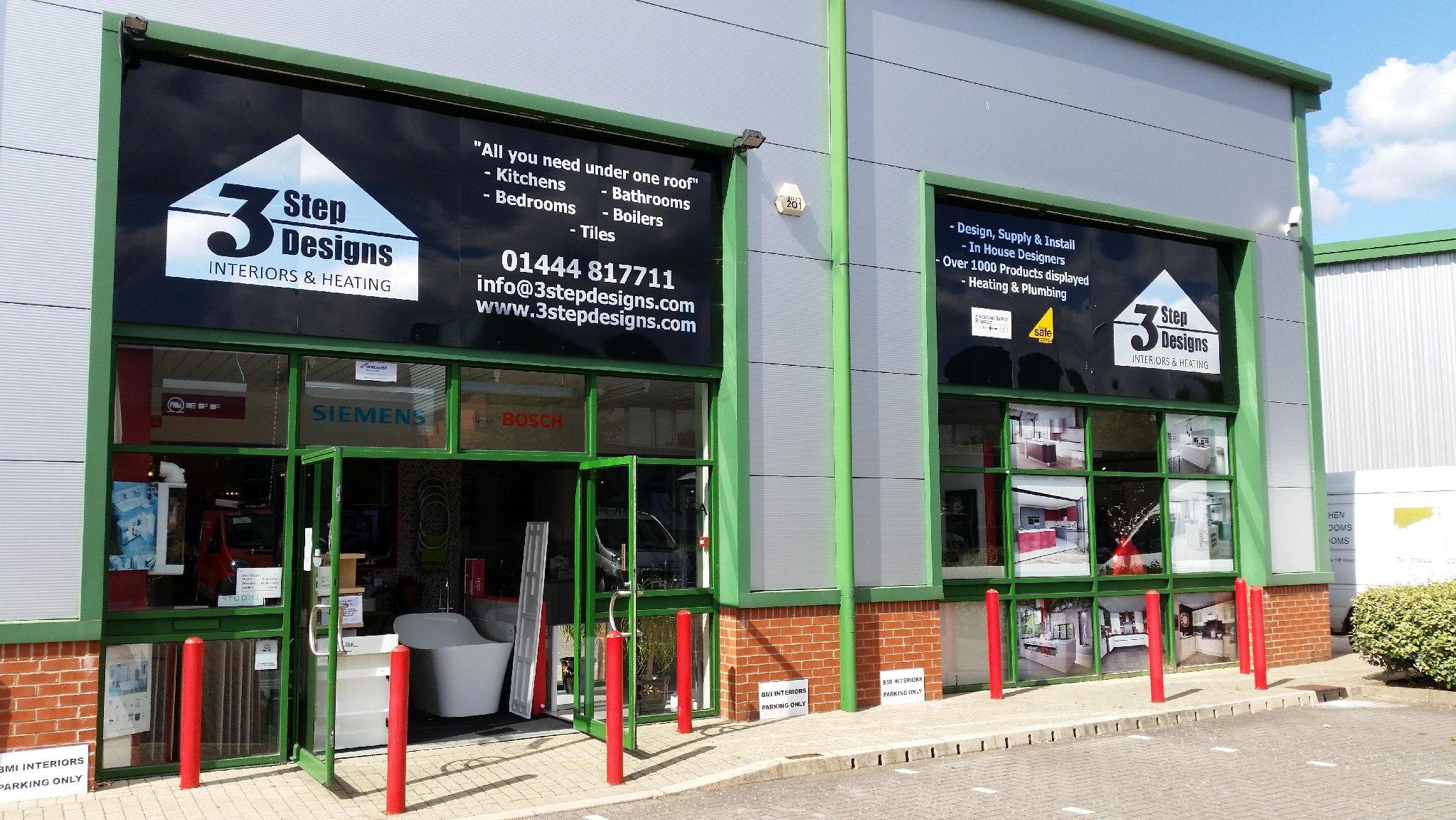 3 Step Designs Ltd Burgess Hill Kitchen Fitting My