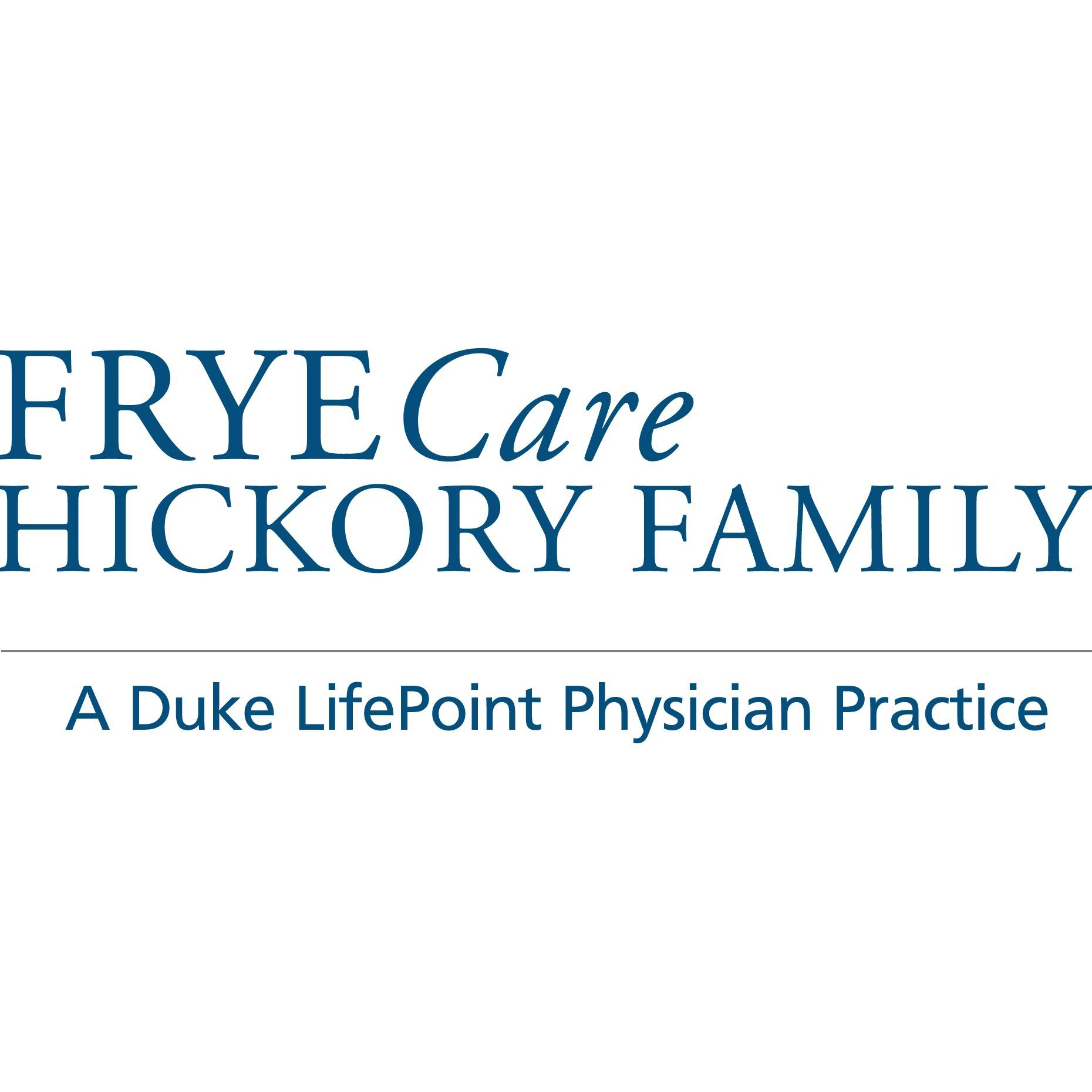 FryeCare Hickory Family Practice Associates