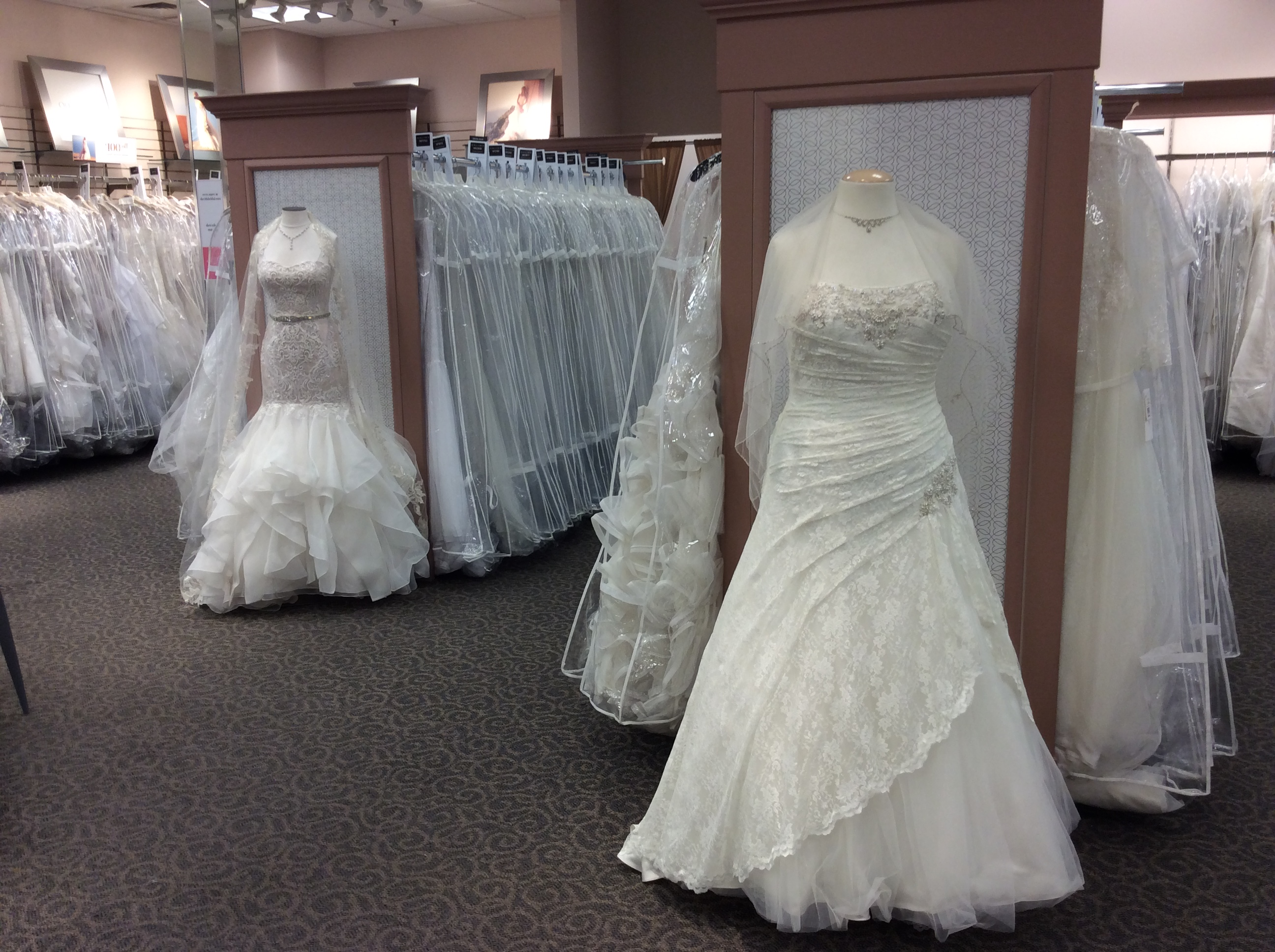 David 39 s bridal modesto california ca for Wedding dresses in modesto ca