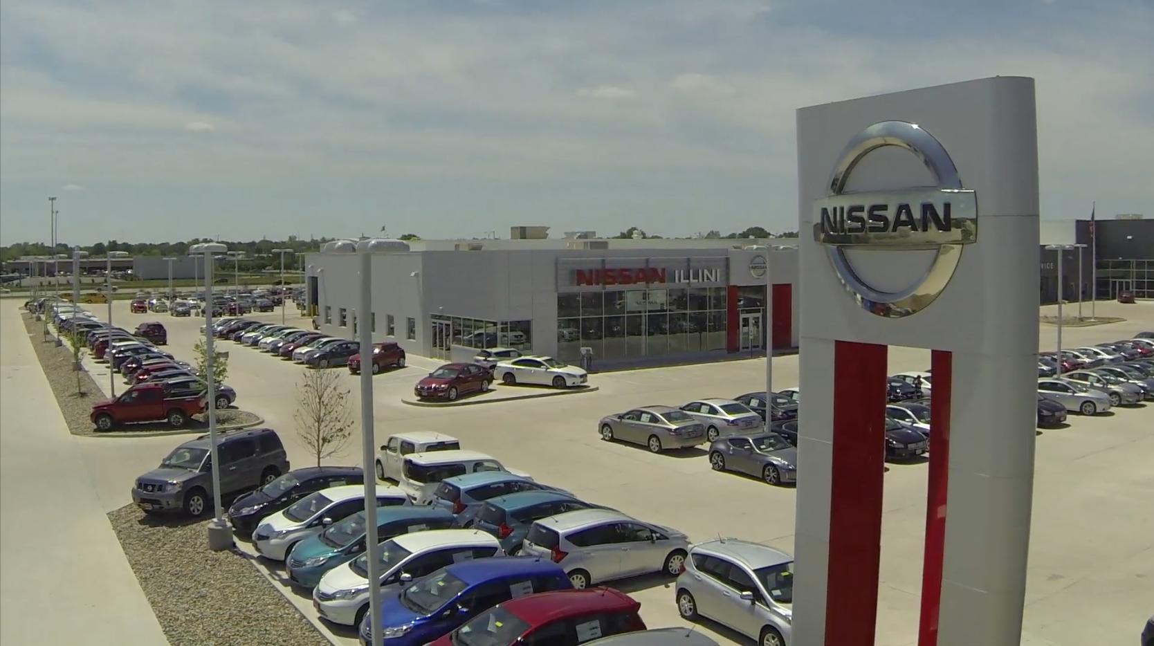 Illini Nissan Champaign Illinois Il Localdatabase Com