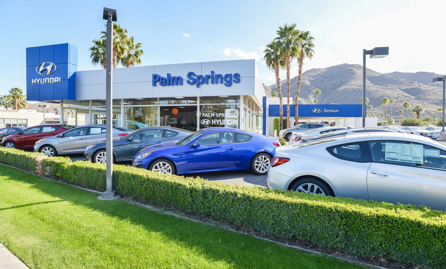 Palm Springs Vintage Car Dealers