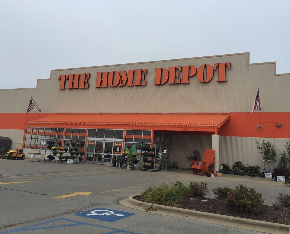 The Home Depot In Rockford Il 61107