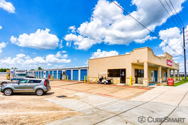 CubeSmart Self Storage - Richmond, TX 77406 - (281)392-3988 | ShowMeLocal.com