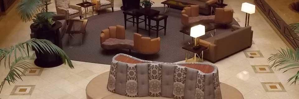 WM Upholstery - Sherman Oaks, CA - Radisson Hotel Upholstery