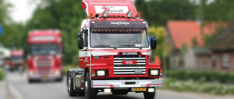 Stelt Logistics BV Van der
