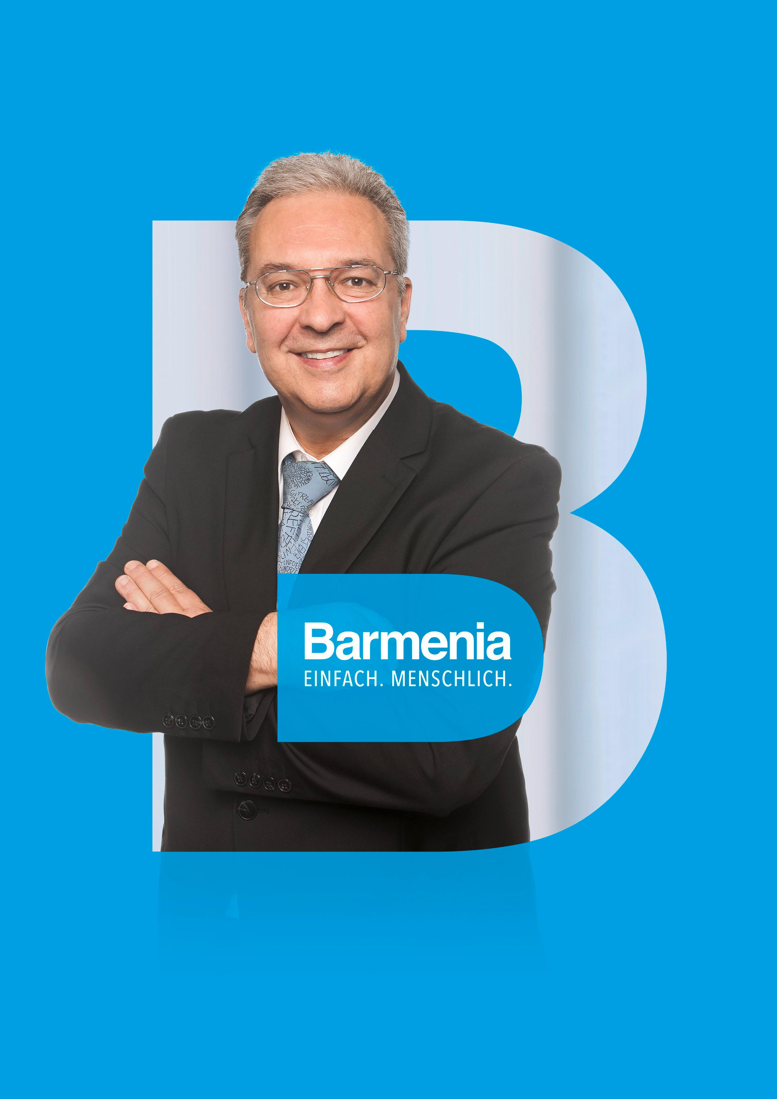 Barmenia Versicherung - Roland Hubert Götz