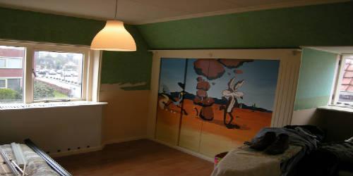 Schilderswerken De Haan