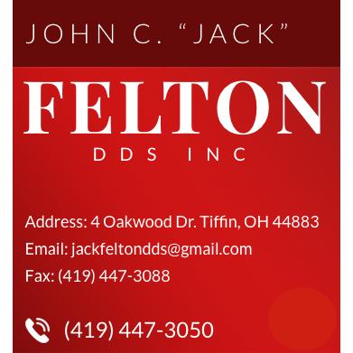 Felton John C DDS Inc - Tiffin, OH - Dentists & Dental Services