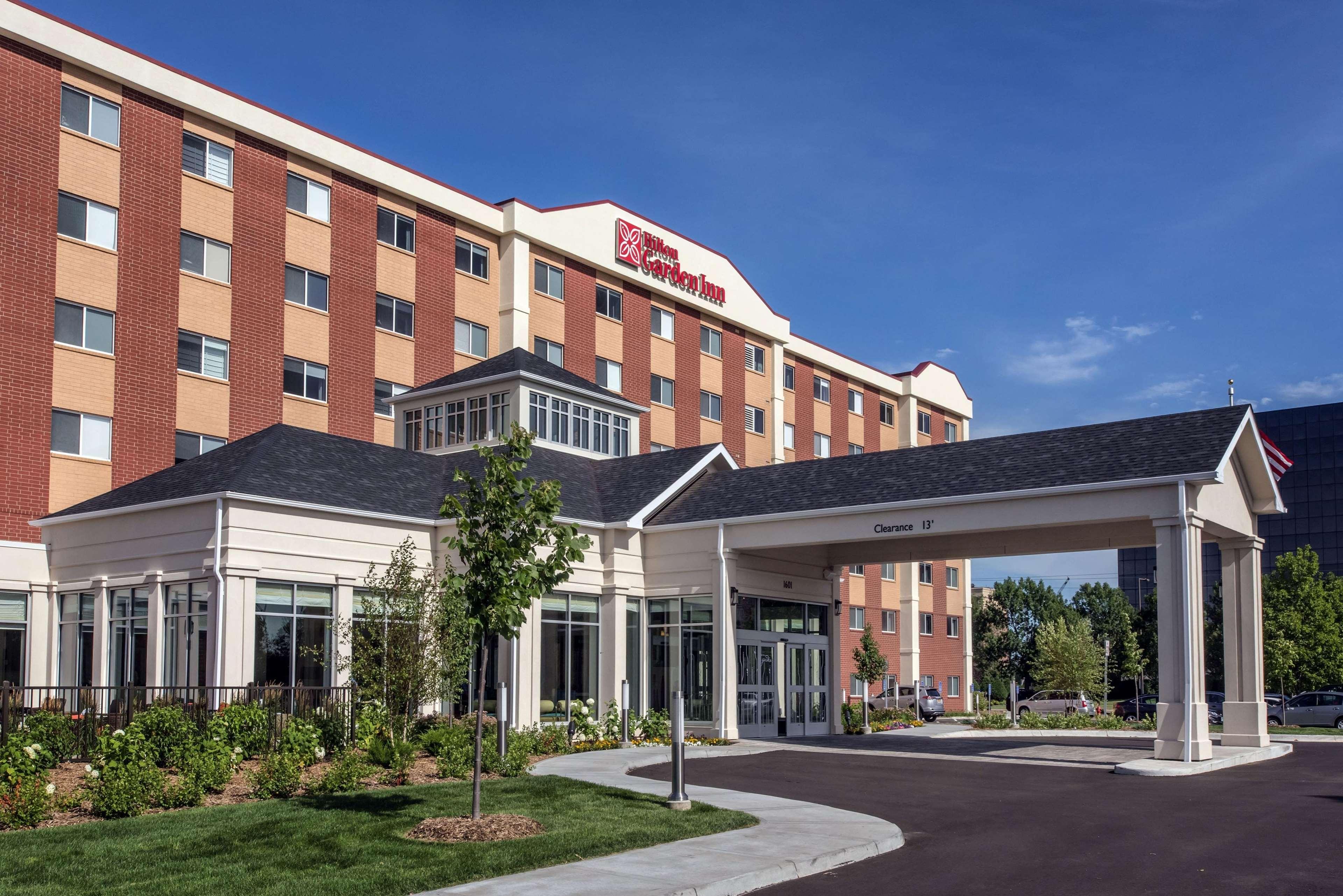 Hilton Garden Inn Minneapolis Airport Mall Of America Bloomington Minnesota Mn