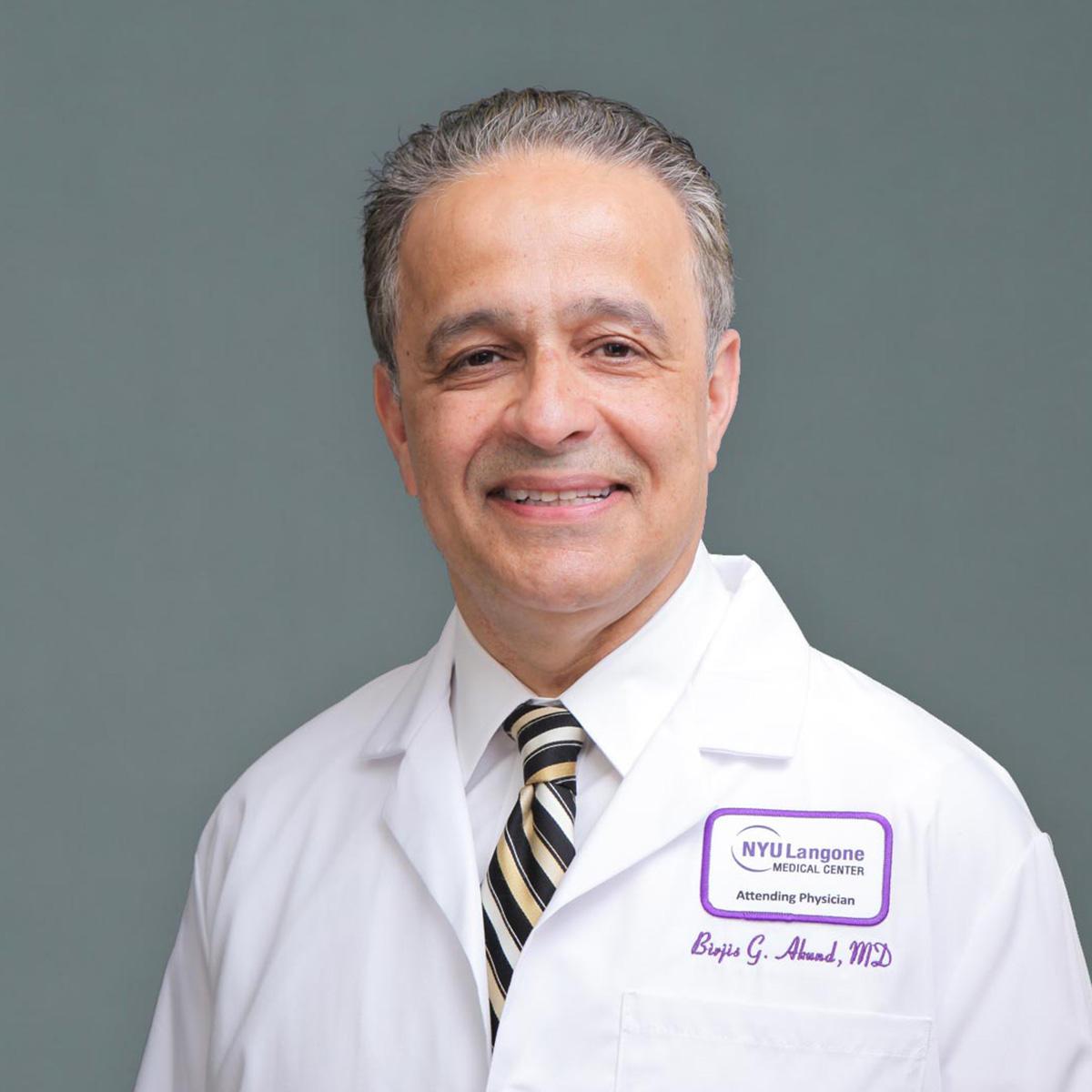 Birjis George Akhund, MD