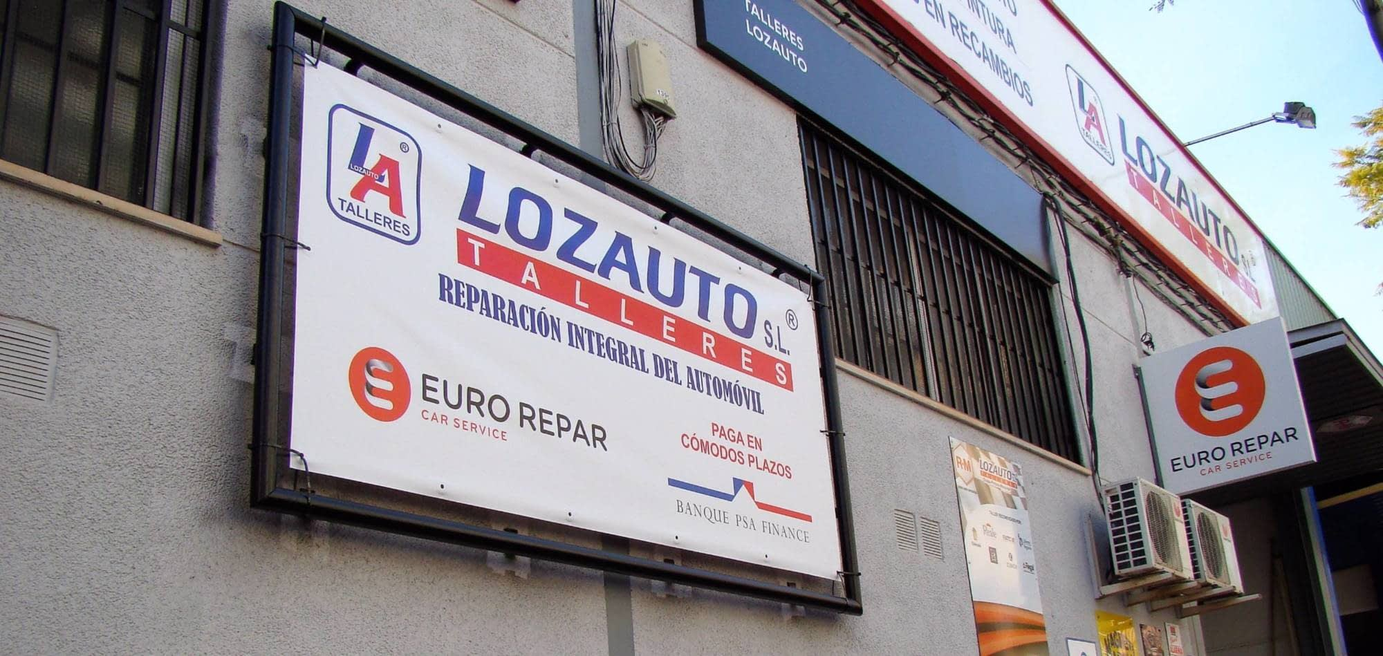 TALLERES LOZAUTO S.L. EUROREPAR