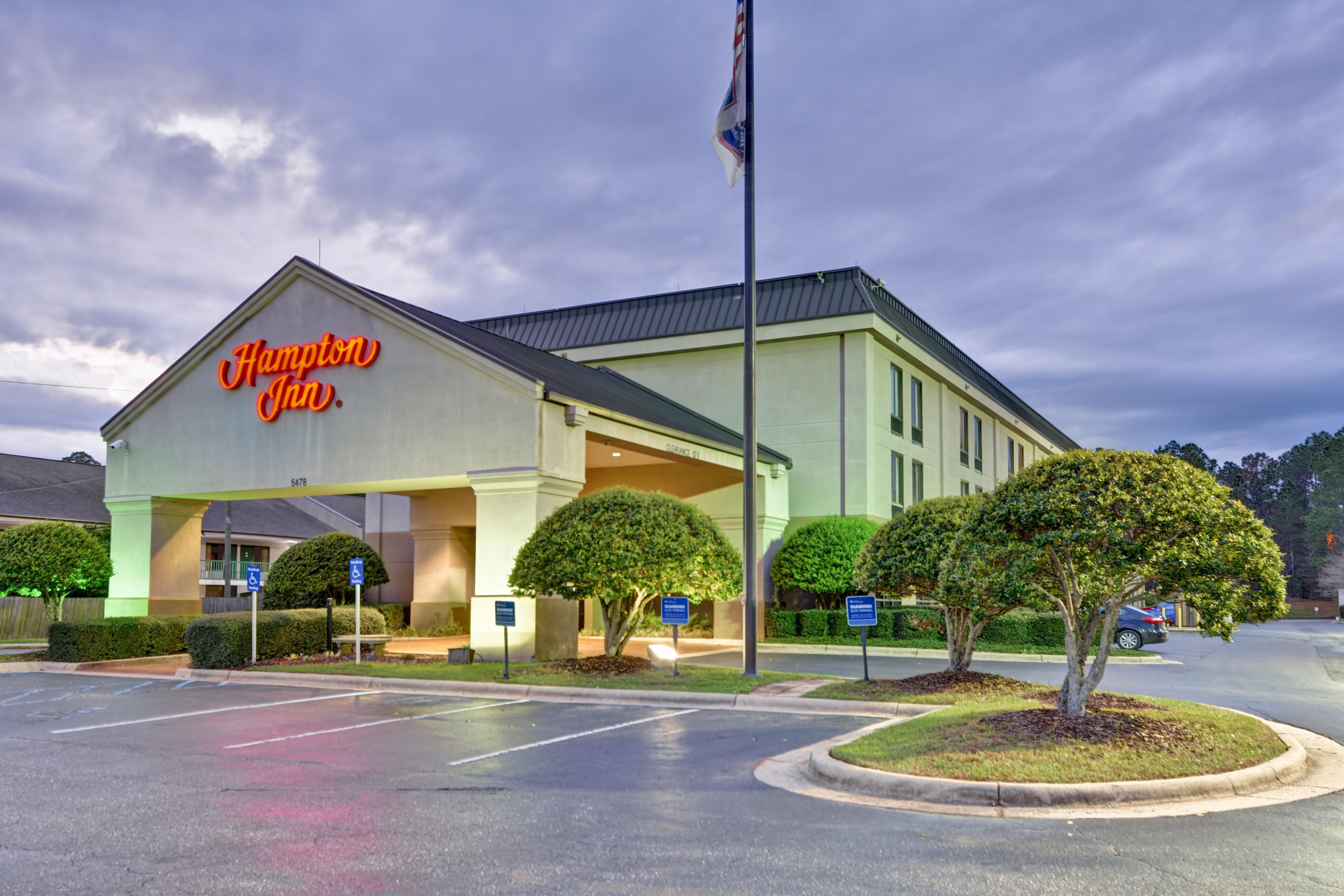 Hampton Inn Mobile I 10 Bellingrath Gardens In Mobile Al Hotels Motels Yellow Pages