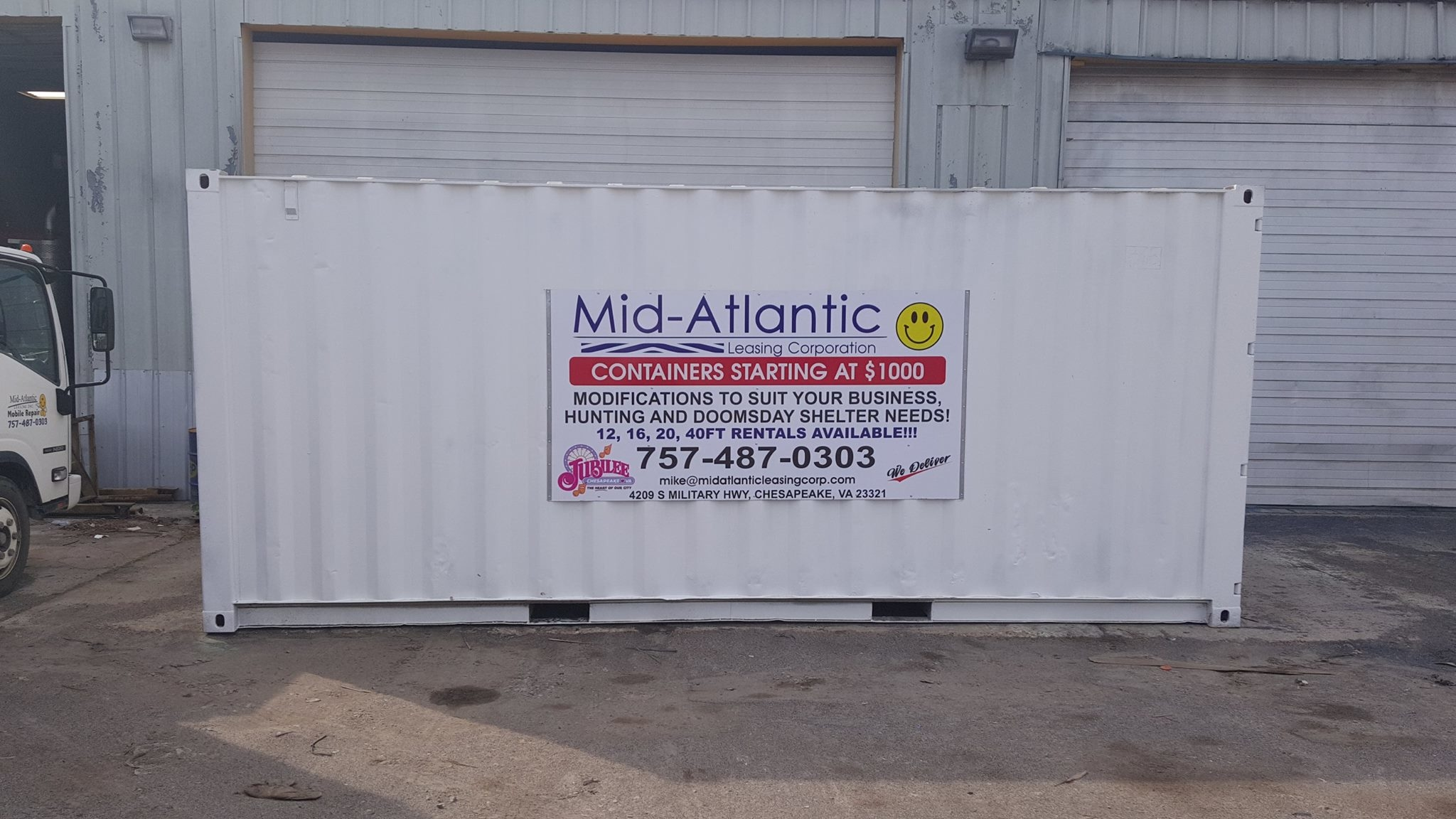 Mid Atlantic Leasing Corporation In Chesapeake Va 23321