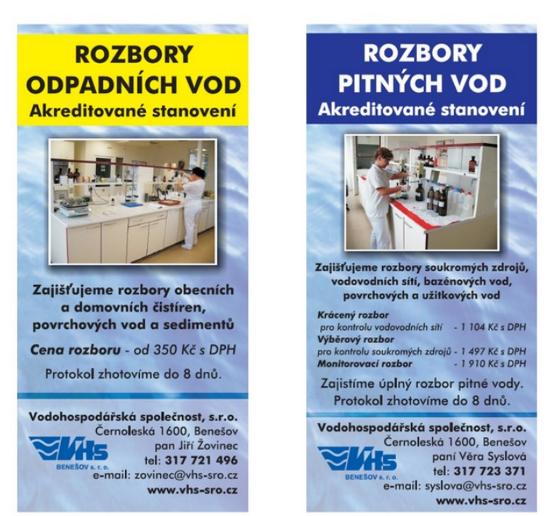 VODOHOSPODÁŘSKÁ SPOLEČNOST BENEŠOV, s.r.o.