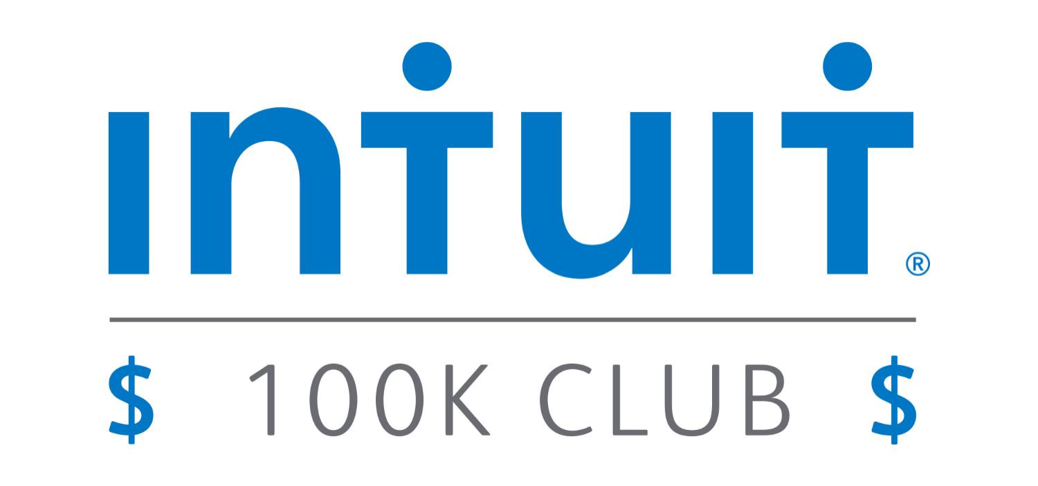Only about a third of all Intuit Premier Resellers achieved this goal of selling more than $100,000 in Intuit products in a year. I did it for three years.