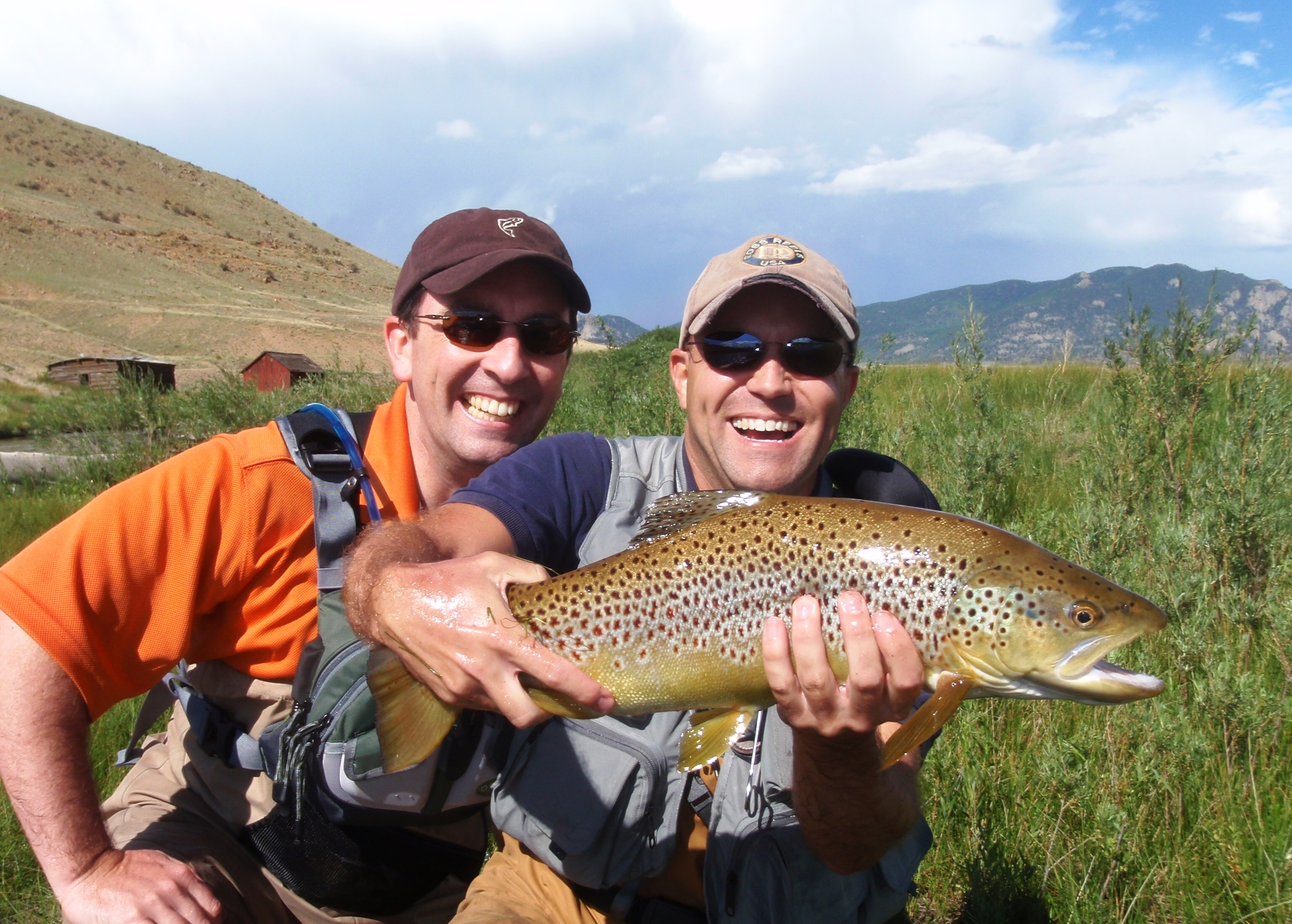 Colorado trout hunters fly fishing guides coupons near me for Trout fishing near me