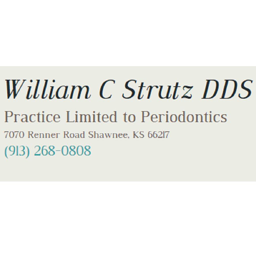 William C. Strutz DDS Practice Limited to Periodontics