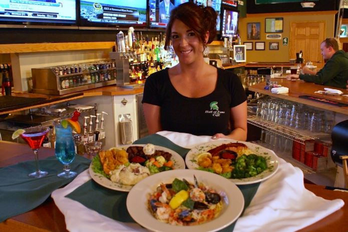 Restaurants In Lansing Area With Private Rooms