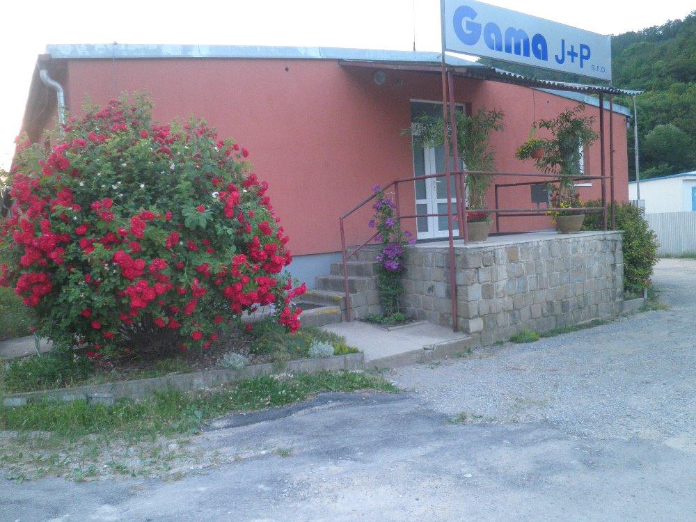 GAMA  J + P, společnost s ručením omezeným