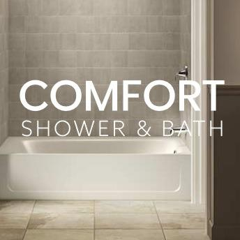 Comfort Shower and Bath