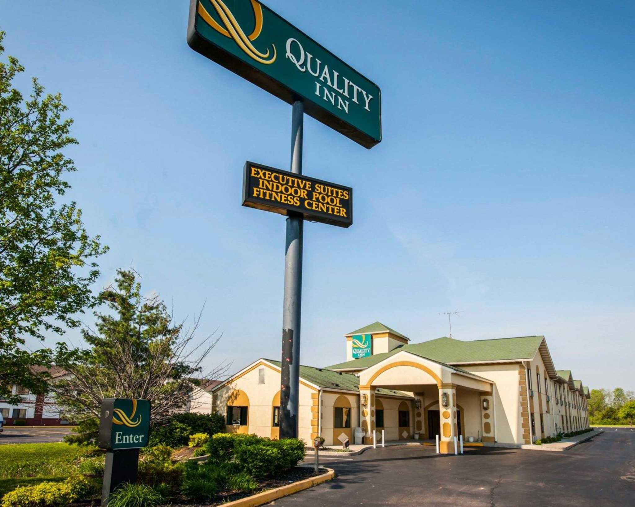 Motels Near Franklin Indiana
