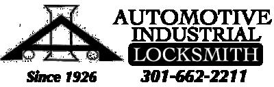 Automotive Industrial Locksmith