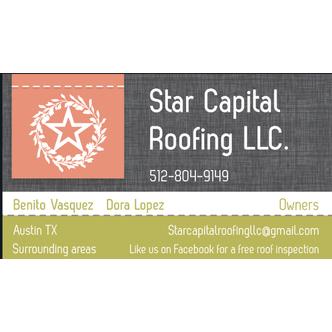 Star Capital Roofing, LLC Logo