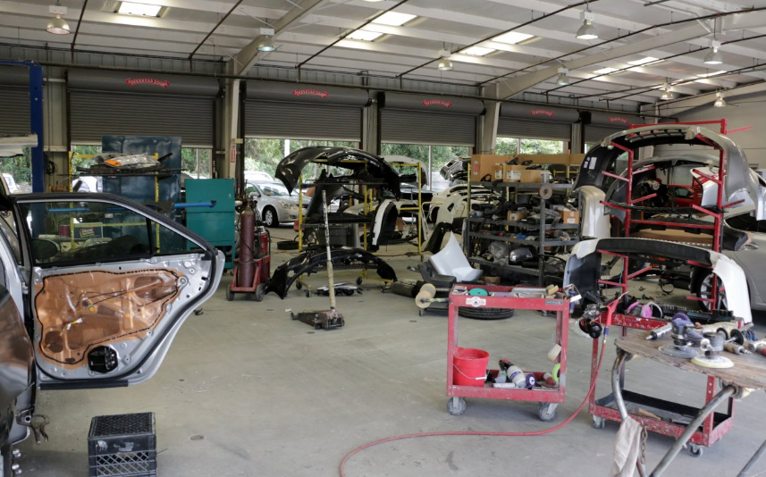 MG and Vintage British Car Workshops in North America