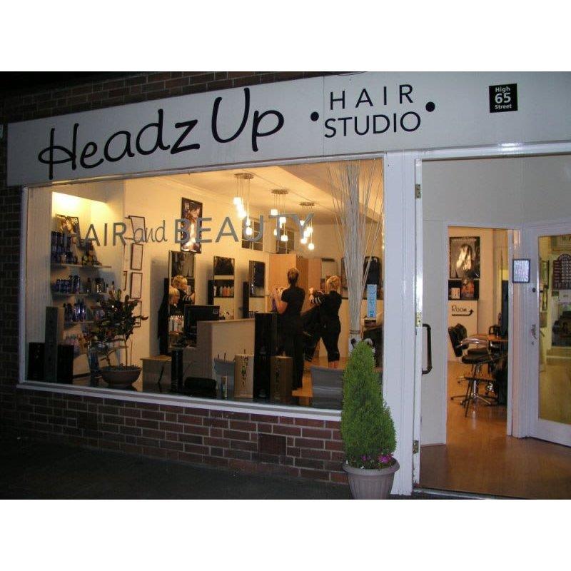 Headz Up Hair Studio - Huntingdon, Cambridgeshire PE28 4TQ - 01480 454260 | ShowMeLocal.com