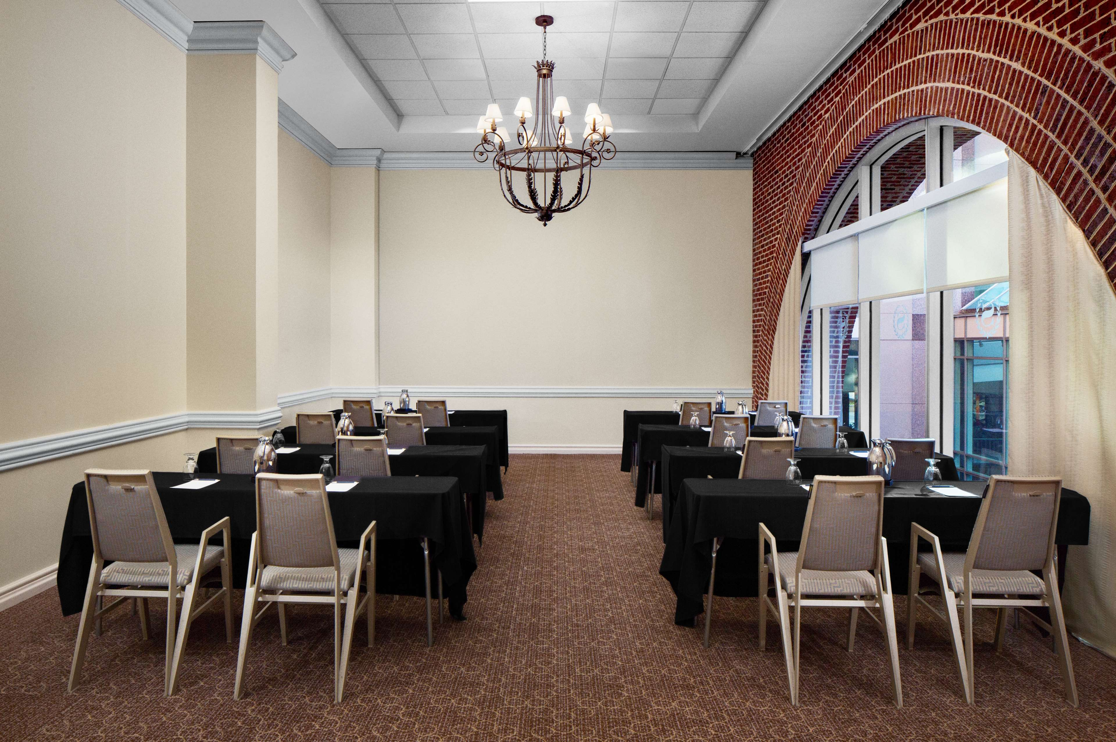City Club Raleigh Meeting Rooms