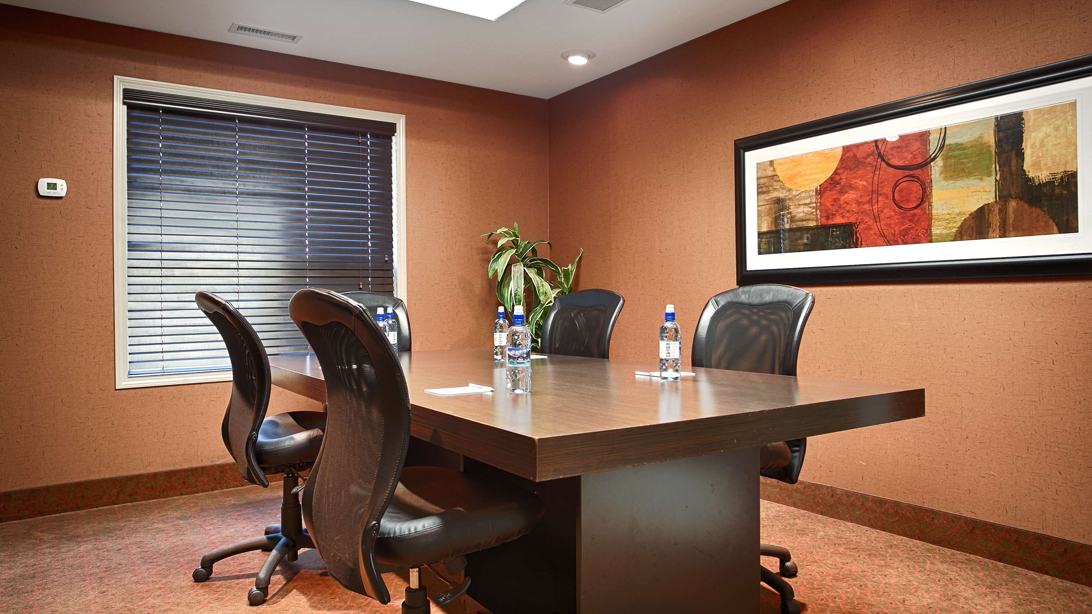 Meeting Room Best Western Wainwright Inn & Suites Wainwright (780)845-9934