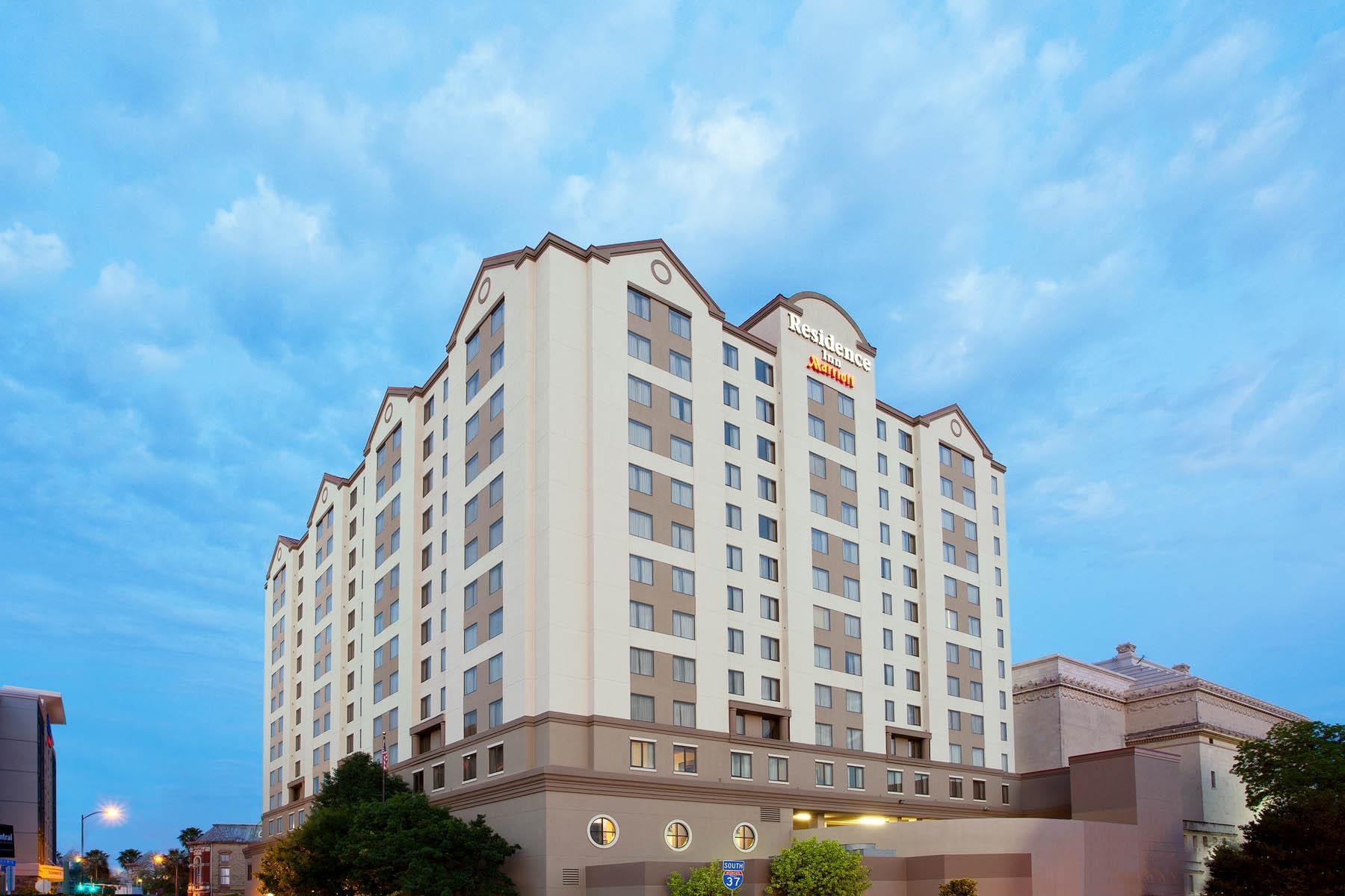 Residence Inn By Marriott San Antonio Downtown Alamo Plaza