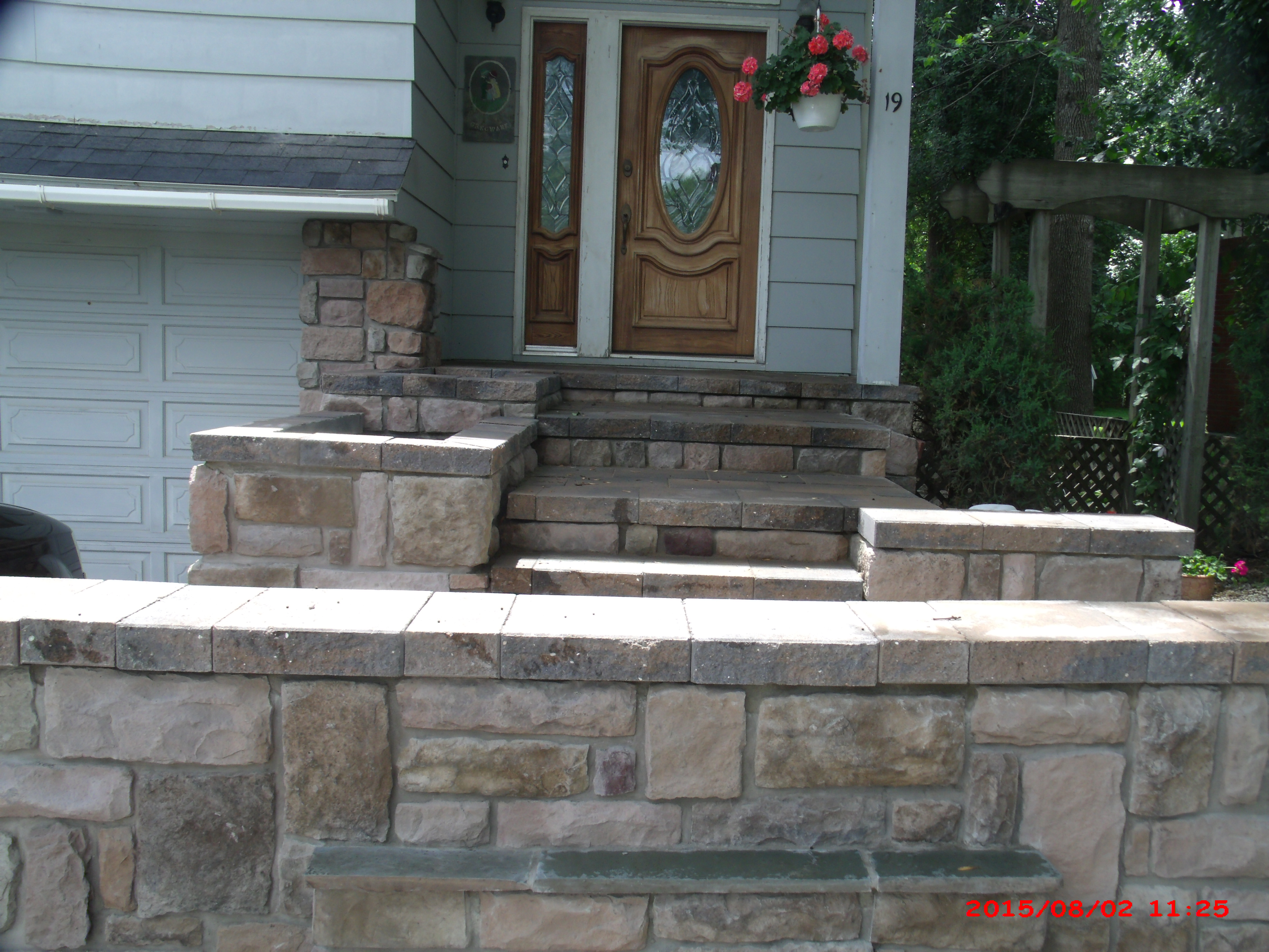 Granite Block Seawall : Ryan s masonry llc in plattsburgh ny