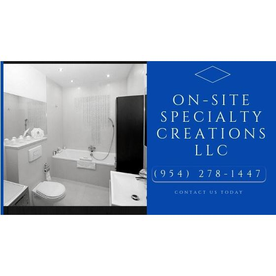 On-Site Specialty Creations LLC