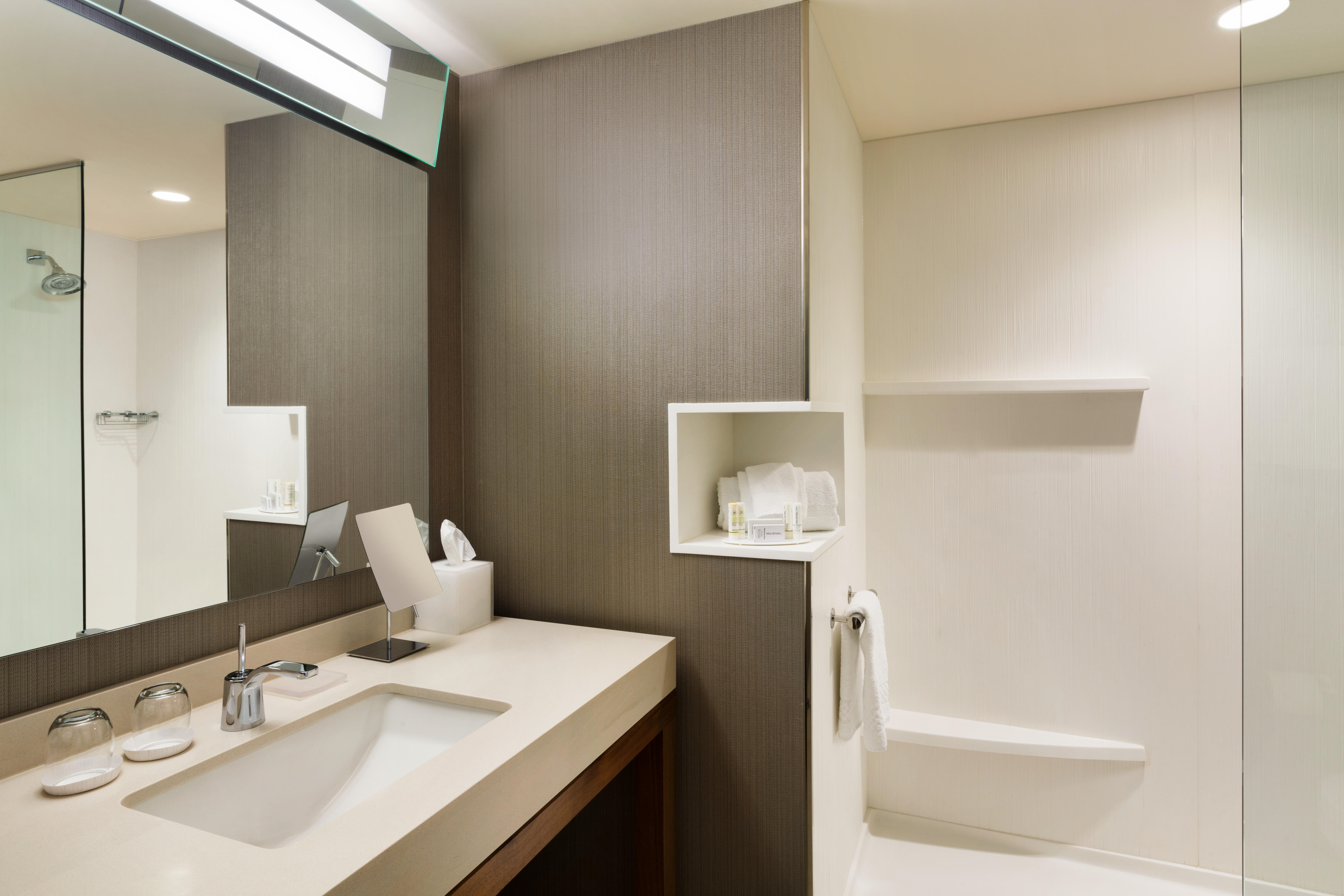 Guest bathroom Courtyard by Marriott Cold Lake Cold Lake (780)594-0989
