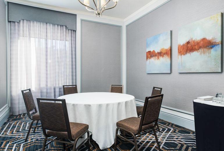Westin Union Square Room Service