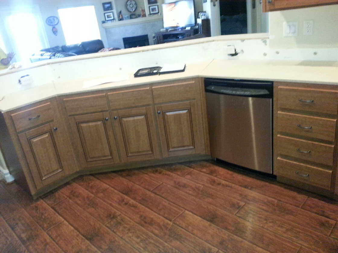 Cabinet refacing las vegas cabinet refacing las vegas nv climer kitchen tune up - Bathroom cabinets las vegas ...