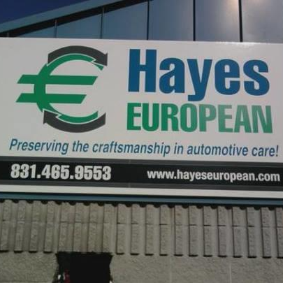Hayes European Inc. - Santa Cruz, CA - General Auto Repair & Service