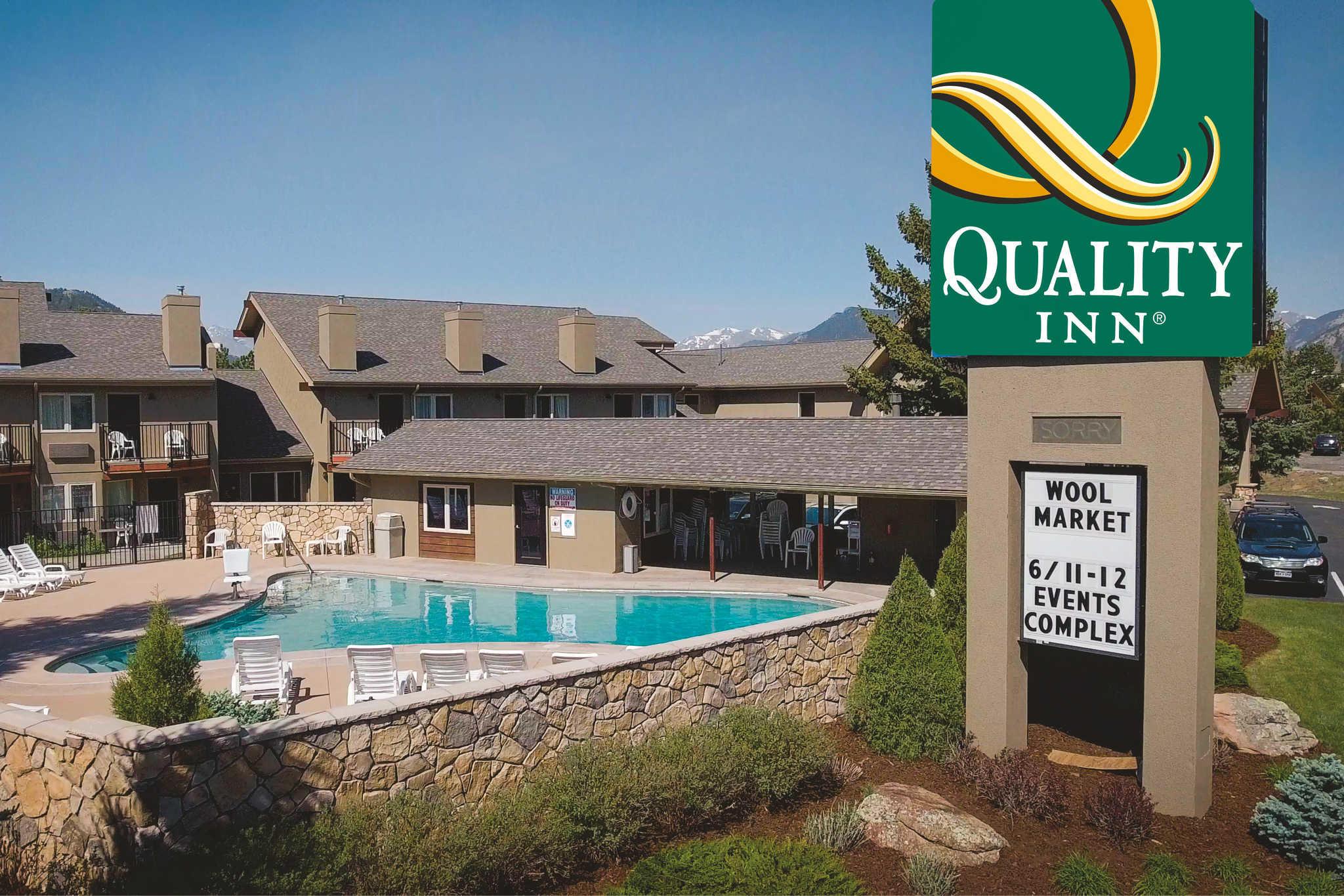 Quality Inn Estes Park Colorado Co