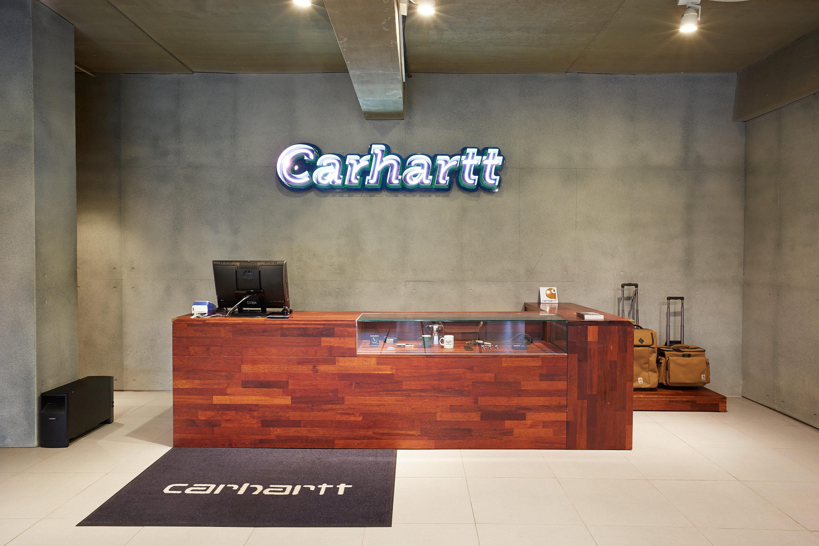 Carhartt WIP Store Seoul Apgujeong
